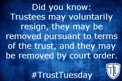 Know the Reasons You Can Remove a Trustee