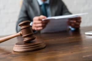 Probate Court Hearing